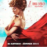 ANTONIO-NIKKI BEACH MARBELLA-SUMMER 2015