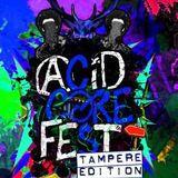 Avaruusveli @ Acidcorefest.tampere.edition