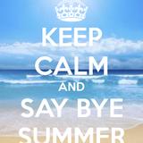 DJ SHEFA presents BYE BYE SUMMER 2014
