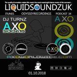 The Liquidsoundzuk Podcast #34 ( Turnz )