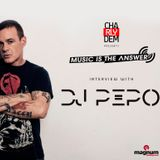 Music is the Answer. Capítulo Nº 113  with DJ PEPO 
