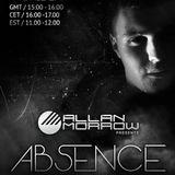 Allan Morrow pres.  – ABSENCE 011 on AH.FM 06-04-2015