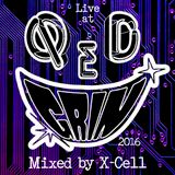 QED & Grin Revival 2016