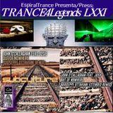 TRANCE4legends LXXI  6/12/18