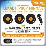 LoKáL HiPHoP FoRMáK! LiVe MiX / 2011