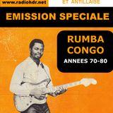 BLACK VOICES émission spéciale RUMBA CONGO années 70  sur RADIO HDR ROUEN