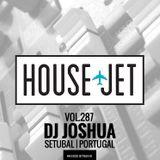 VOL.287 DJ JOSHUA (SETUBAL, PORTUGAL)