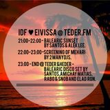 IDF <3 Eivissa - Elad Ron live @ Teder.fm 2.10.2014