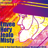 Warsoul Sessions #1 - Envee, Hory, Jealo, Misty @ Red Bull Music Academy Weekender 2016 - PART 1