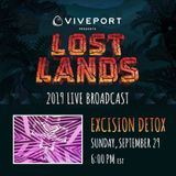 X (Detox Set) @ The Prehistoric Paradox, Lost Lands Festival, United States 2019-09-29