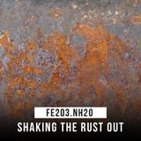Shaking the rust off - Acid Techno mix August 2018