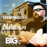The sound of Formentera by BigTommy djset #2 :: Martes&Co. at Bananas&Co. Formentera