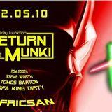 Return of the Munki Part 1