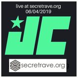 Jay Cresswell - Live at Secretrave 59 - Dark as F**k Techno Mix