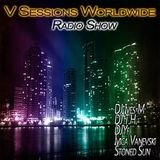 V Sessions Worldwide #124 Mixed by Ivica Vanevski & Kliment L Exclusive Guest Mix