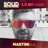 DJ Martini - Solid Festival 2017 (house stage)