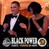 Black Power demo