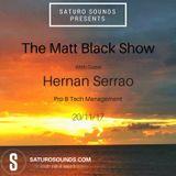 Matt Black - The Matt Black show (November 2017)