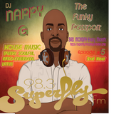 DJ Nappy G-The Funky Passport Ep. #5 (March 18 2019)-2nd Hr