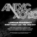 Andy C XOYO Week 5 (Ed Rush & Optical)