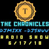 THE CHRONICLES RADIO SHOW -FATHERS DAY-DJ MIXX-DJ SNUU-ROKISSY FM -AFRICA -NEW BOOM BAP