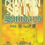 TR808, DJ ESEF, AND FULL WATTS HI FI IN THE DANCEHALL @ GET DOWN TO THE CHAMPION SOUND FEB. 9TH 2014