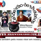 Programa Caldeirão de Mistérios 28/09/2015 - Wilma Mazzoni e Marisa Petcov