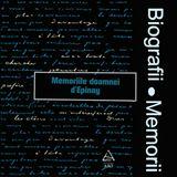 Biografii, Memorii: Memoriile Doamnei D'Epinay (1981)