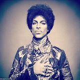 A purple Wave : Prince by DJ Damage