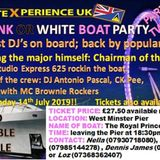 The Ultimate Experience Boat party Sunday July 14th 2019, Feat Studio Express 625