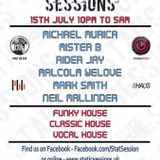 Michael Murica pres Road To Static Sessions vol 2