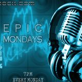 Epic Mondays with Dj PeterProg Monday 11th December 2017