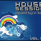 House Session vol.19  [mixed by V-tek]