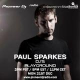 Paul Sparkes - Pioneer DJ's Playground