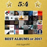 Mix Tape #41 : Best Albums of 2017