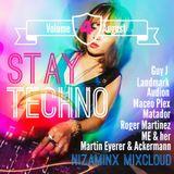 Stay Techno Vol 4 @Niza Minx promo August 16