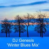 DJ Genesis 'Winter Blues' 1 Hour Liquid D&B Mix (Nov 17)