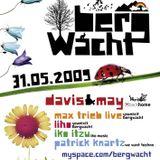 Davis&May @ BergWacht ARTheater Cologne 31.05.2009