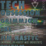 SAE - TechObsession@Mix club - techno - le 04.04.15