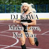 Make Love, Not War - Sensual Lounge Set