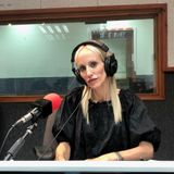 המשוררת איריס כליף בראיון לרדיו קול נס ציונה 14.7.2019