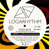 "Alex DjInn - Tech mix from event ""Logarithm"" - 3/03/2018"