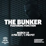 2016-03-10 - Function @ RBMA Show, The Bunker, NYC