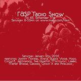RASP Radio Show No.65 Remember Me 09-01-16