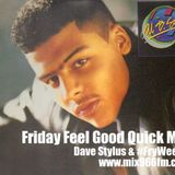 Friday Feel Good Quick Mix ~ 80's & 90's R&B Mix Night & Day