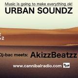 AkizzBeatzz on URBAN SOUNDZ hosted by Dj-bac (S02E09) -music only-