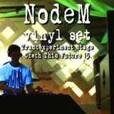 NodeM vinyl set at Czech This Future 15 - 10.01.2015