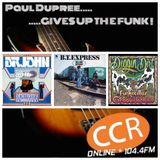 Paul Dupree Gives Up The Funk #93 - 22/6/19 - Chelmsford Community Radio 104.4FM