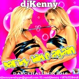 DJ KENNY PARTY TIME AGAIN DANCEHALL MIX MAY 2016