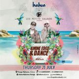 2016.07.21 - Amine Edge & DANCE @ Kalua Beach Club, Mykonos, GR